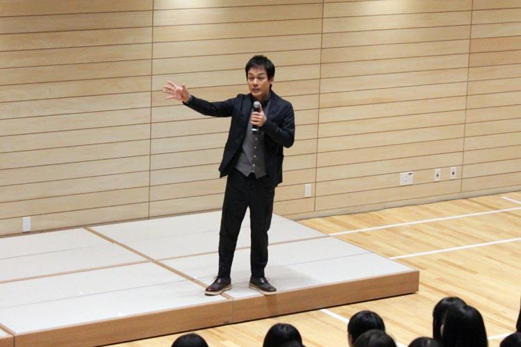プリンシパル 東海大学付属札幌高校 サプライズ 森崎博之