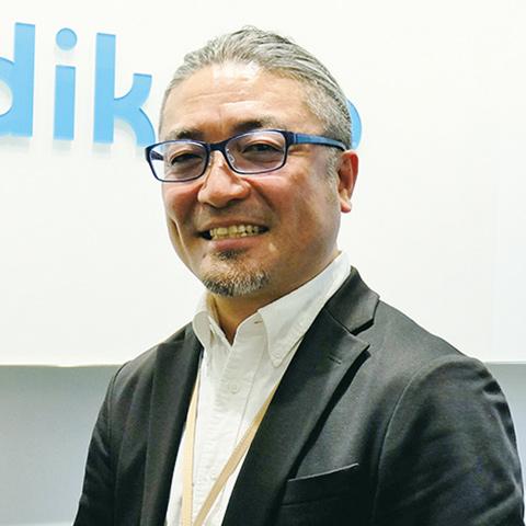 株式会社radiko 青木貴博 社長