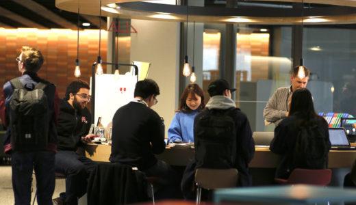 【WEBオーキャン】まるで海外のカフェみたい! 話題のキャンパス! 名古屋学院大学 グローバル・リンクスに潜入!